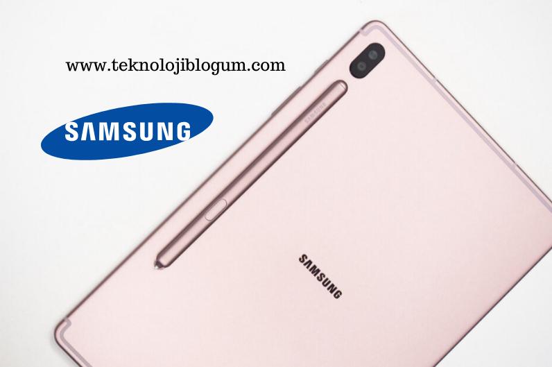 Samsung Galaxy Tab S6 İnceleme