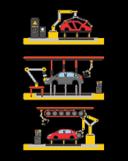 Araba Üretiminde Kullanılan 10 Malzeme