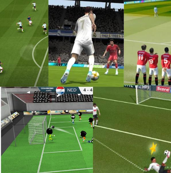 Android ve İOS İçin En İyi Futbol Oyunları